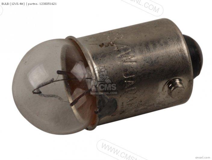 Rd400 1979 Usa 1238351621xx Bulb 12v3 4w