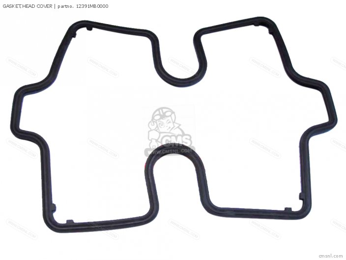 12391MB0010 GASKET HEAD COVER