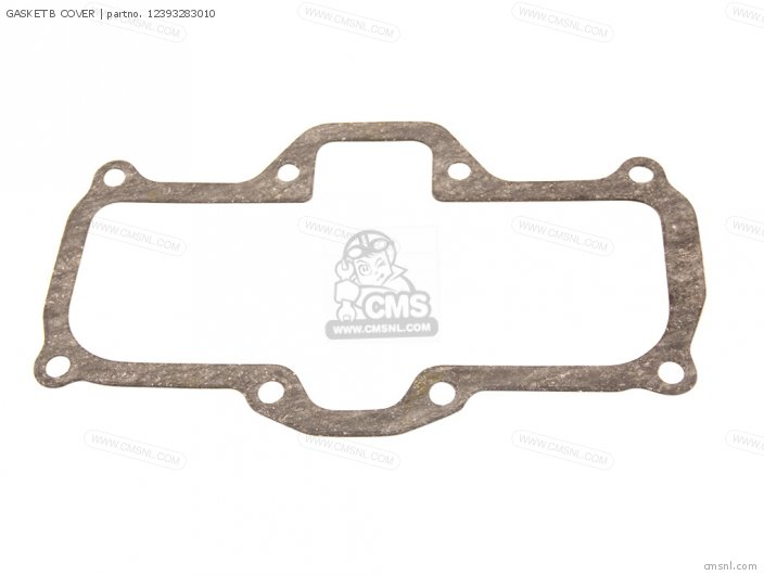 (12393283306) GASKET B COVER