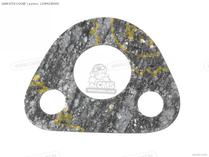 (12394230306) GASKET,R.COVER