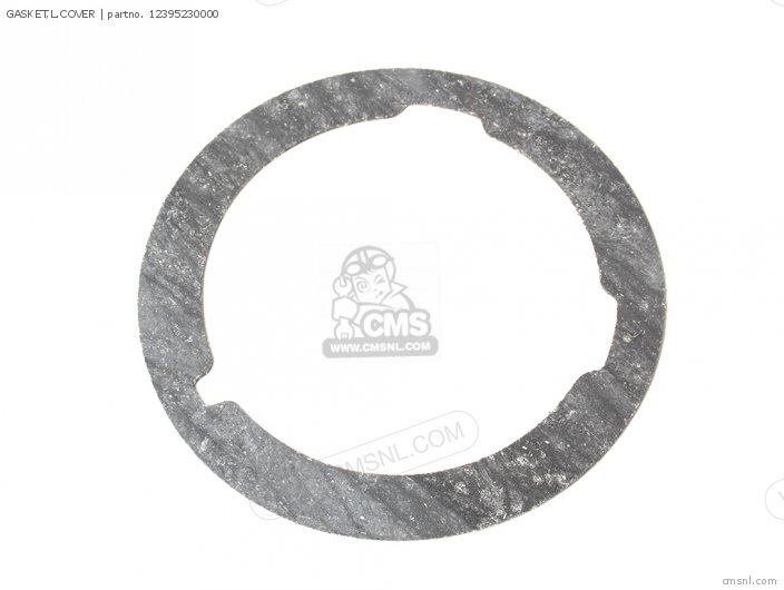 (12395230306) GASKET,L.COVER