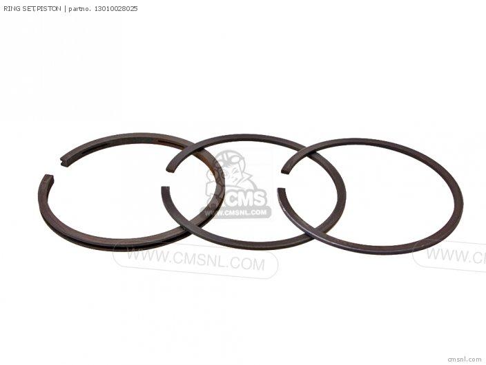 S90 Super 1964 Usa 13010028035 Ring Set piston