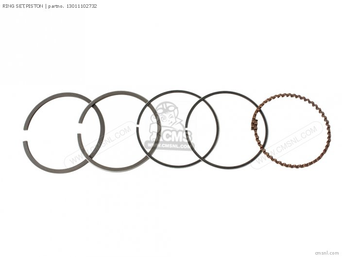 (13011121762) RING SET,PISTON
