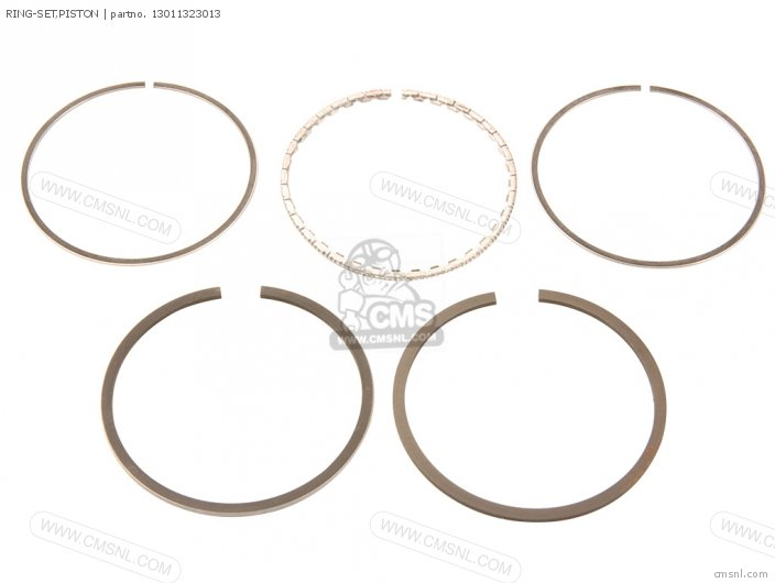 (13011323014) RING-SET,PISTON