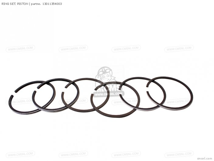 13011354305 RING SET  PISTON