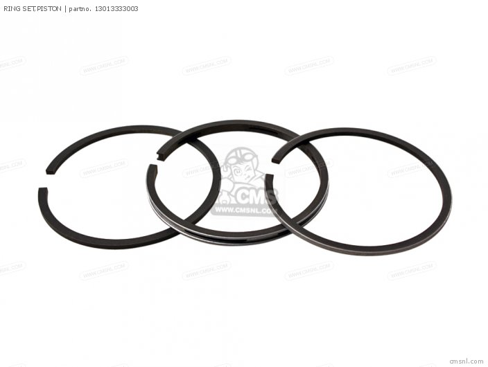 13013-333-005 RING SET PISTON