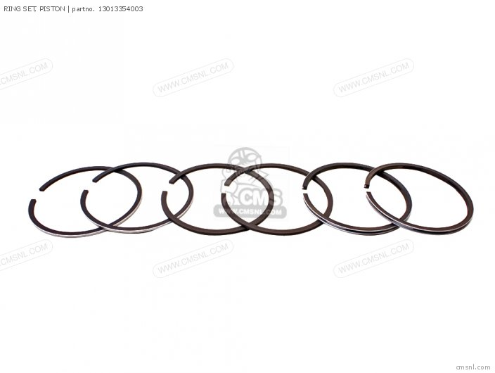 (13013354305) RING SET, PISTON