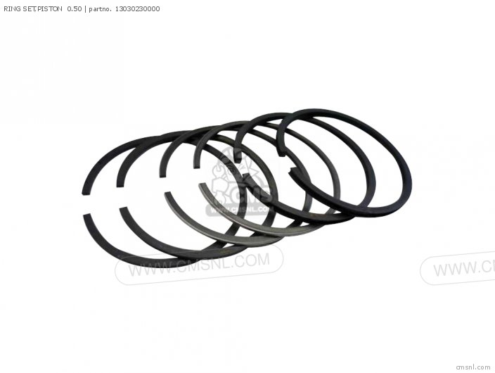 (13013399003) RING SET,PISTON
