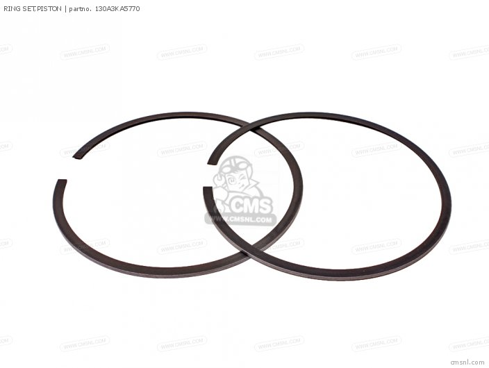 (13013ML3305) RING SET,PISTON