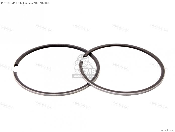 (13014360004) RING SET,PISTON
