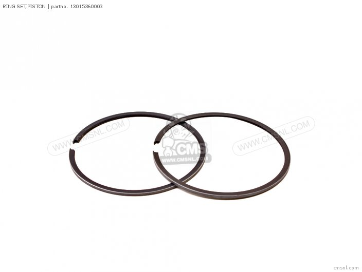 (13015360004) RING SET,PISTON