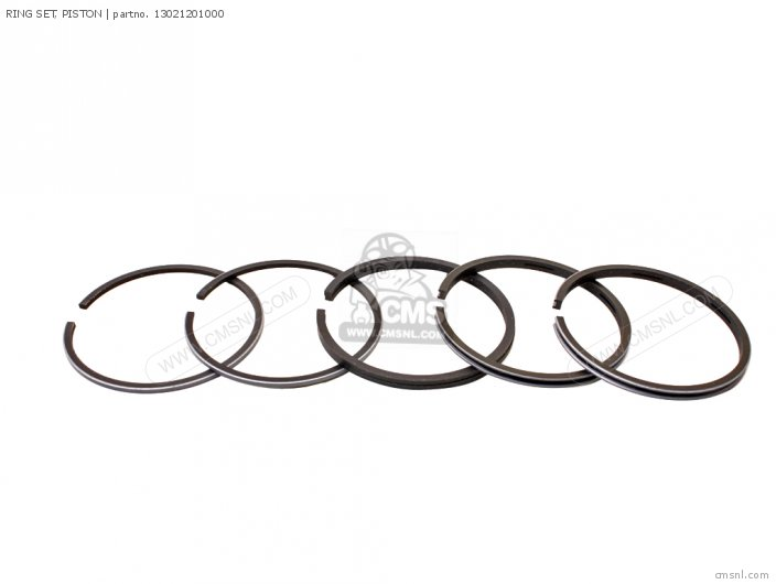 (13020201000) RING SET, PISTON