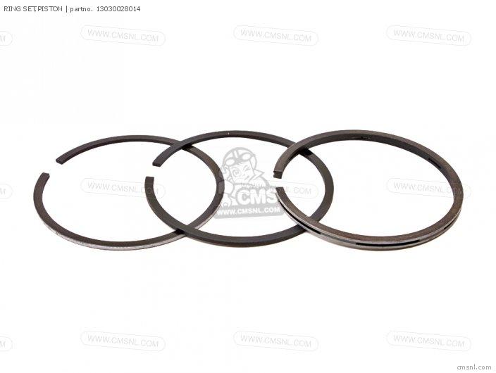 S90 Super 90 1964 u s a  13030028034 Ring Set piston