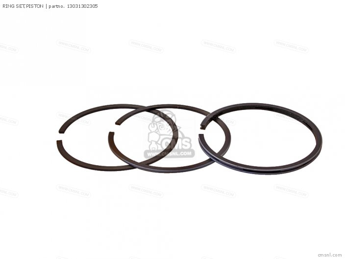 (13031439005) RING SET,PISTON