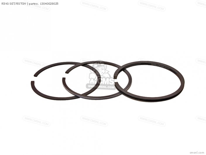 (13040028035) RING SET,PISTON