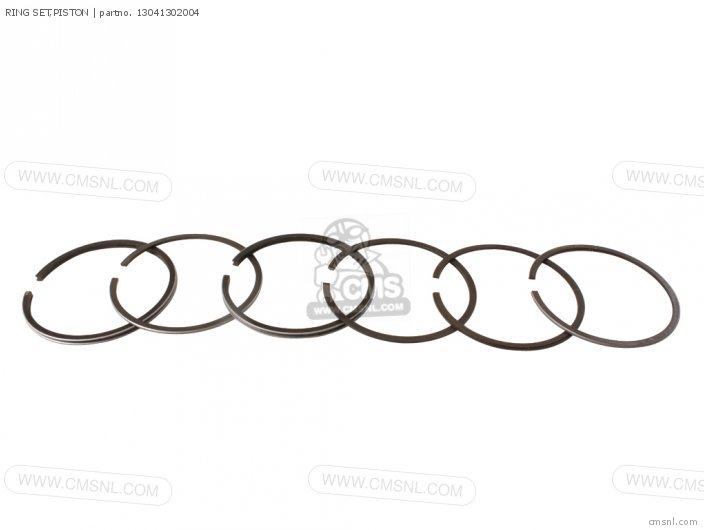 (13041302305) RING SET,PISTON