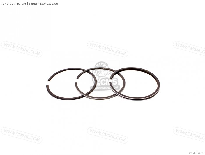 (13041439005) RING SET,PISTON