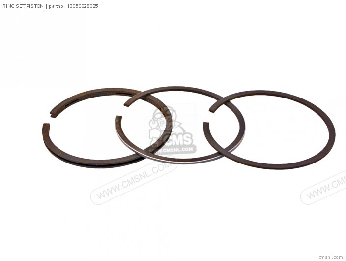 (13050028035) RING SET,PISTON