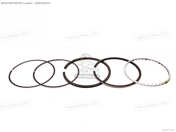 (13051323014) RING-SET,PISTON