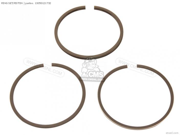 S90 Super 1964 Usa 130d1121762 Ring Set piston