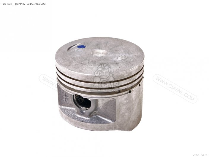 Trx200d Fourtrax 1997 European Direct Sales 13101-hf1-670 Piston