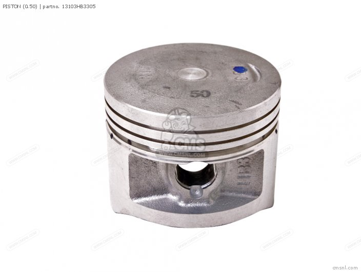 Trx200d Fourtrax 1997 European Direct Sales 13103-hf1-670 Piston 0 50