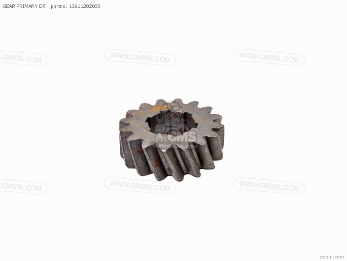 (13611-202-020) GEAR PRIMARY DR