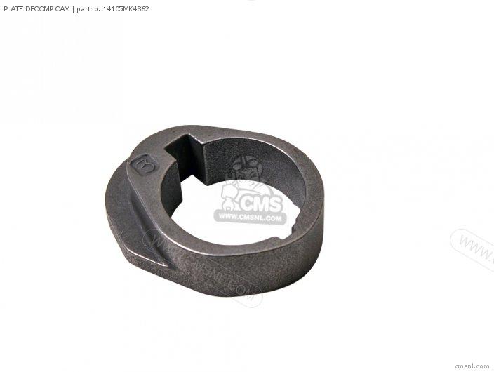 (14105MAN690) PLATE DECOMP CAM