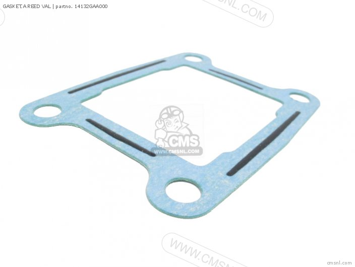 14132-GT4-711 GASKET A REED VAL