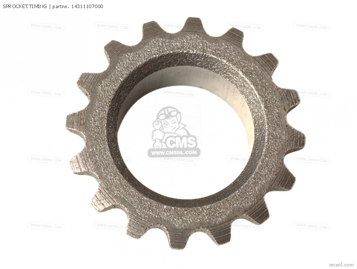 Atc200e 1982 Big Red Usa 14311-958-000 Sprocket timing