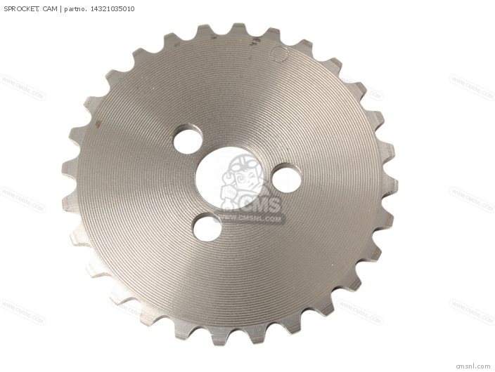 (14321035003) SPROCKET, CAM