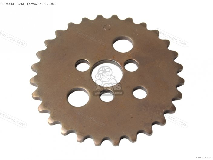 (14321035700) SPROCKET CAM