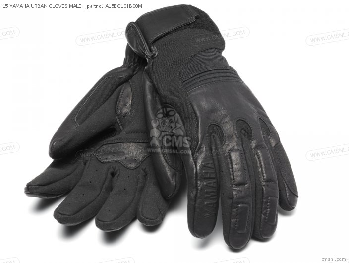 Apparel 15 Yamaha Urban Gloves Male