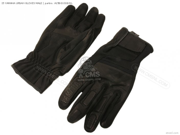 15 YAMAHA URBAN GLOVES MALE