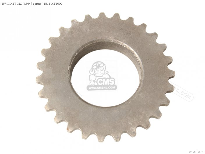 (15131KCR900) SPROCKET,OIL PUMP