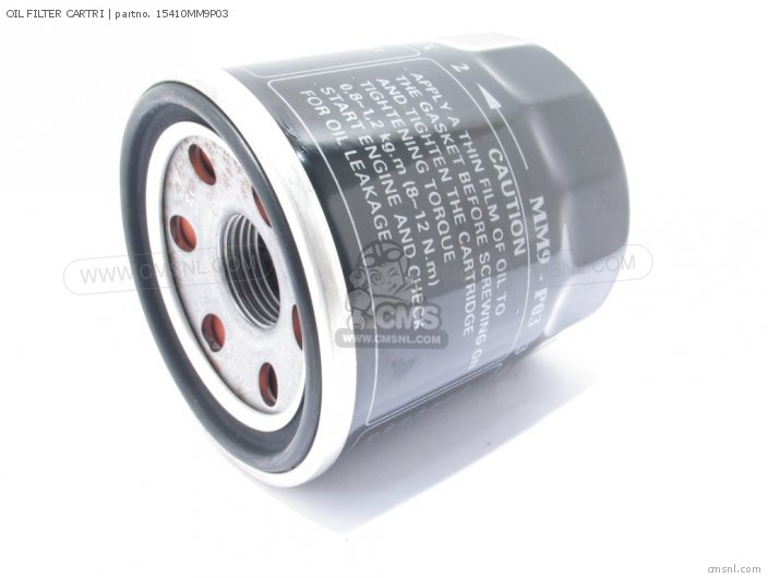 15410MCJ505 OIL FILTER CARTRI