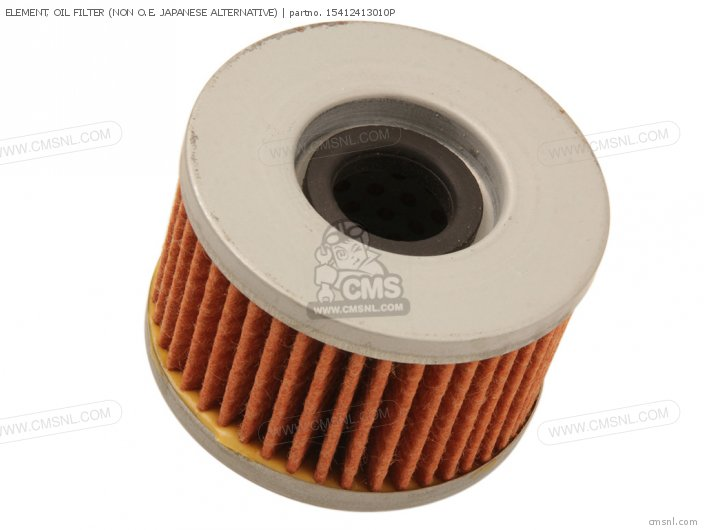 (15412-413-005P) ELEMENT, OIL FILTER (NON O.E. JAPANESE ALTERNAT