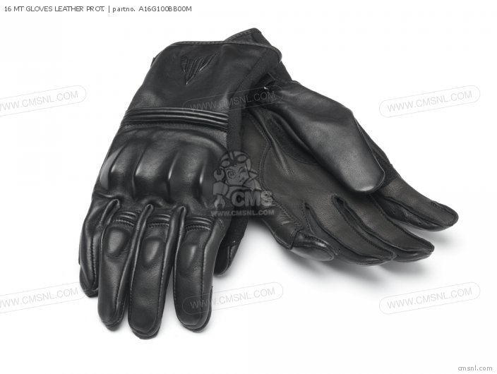 Apparel 16 Mt Gloves Leather Prot