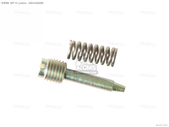 (16016GB4003) SCREW SET A