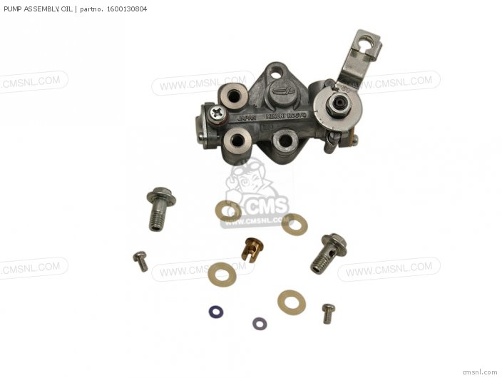 (16100-30011) PUMP ASSEMBLY,OIL