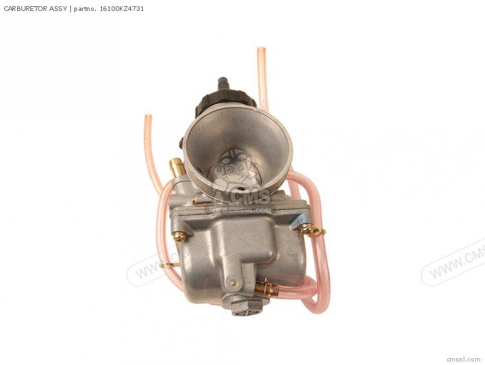 (16100-KZ4-732) CARBURETOR assembly