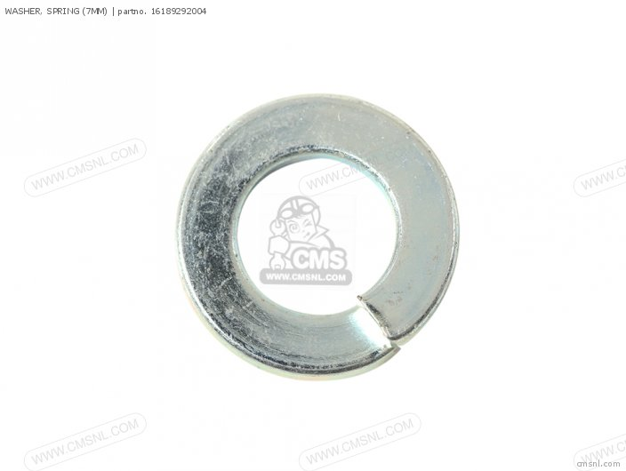 (16195551955) WASHER, SPRING (7MM)