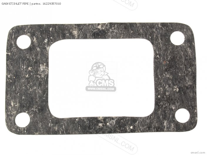 (16229357306) GASKET,INLET PIPE