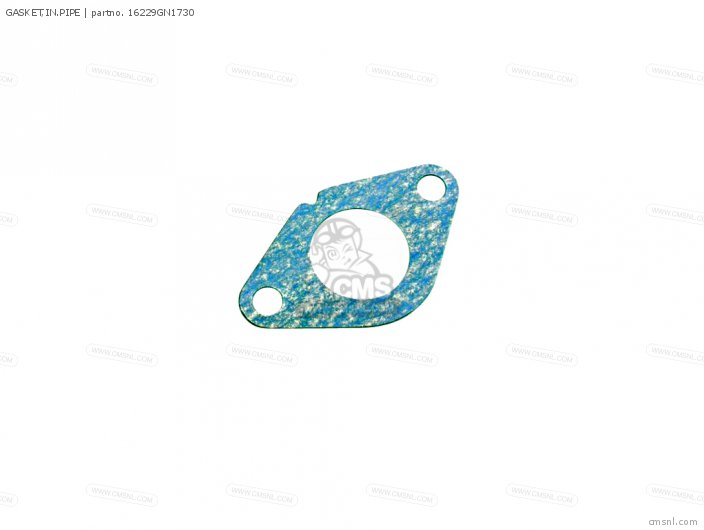 (16229GN1A41) GASKET,IN.PIPE