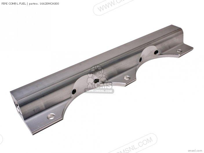 (16620MCA780) PIPE COMP,L FUEL