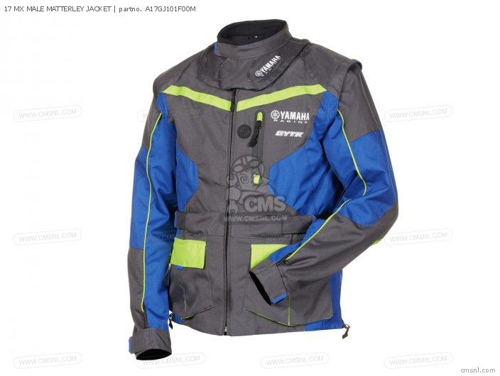 17 Mx Male Matterley Jacket photo
