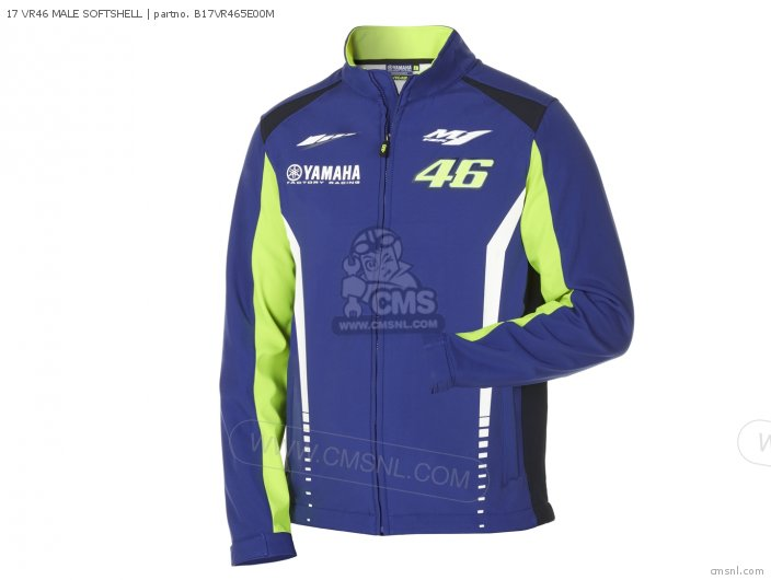17 Vr46 Male Softshell photo