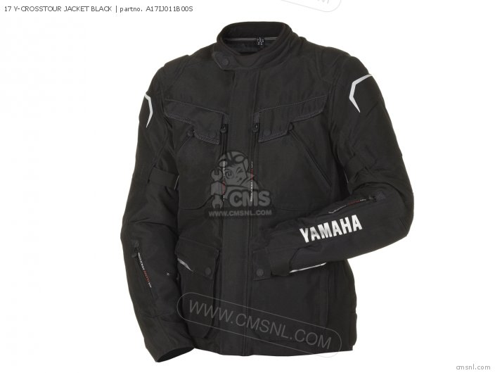 17 Y-crosstour Jacket Black photo
