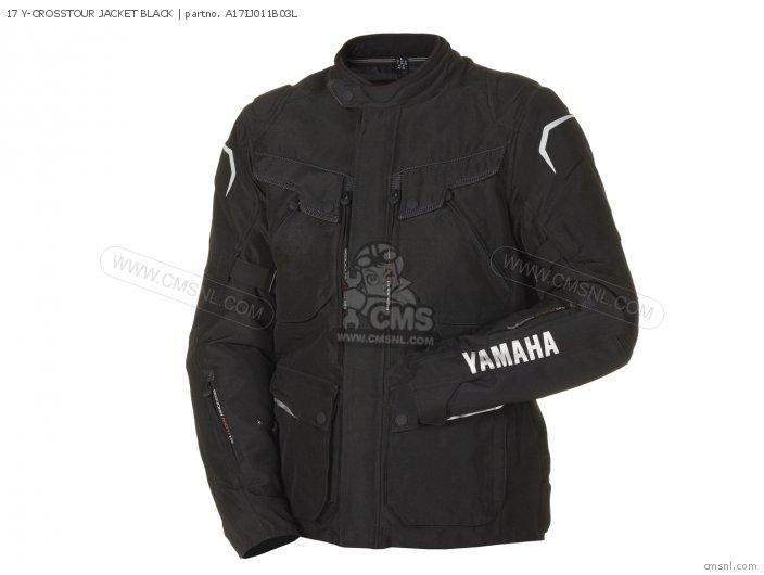 17 Y-crosstour Jacket Black photo