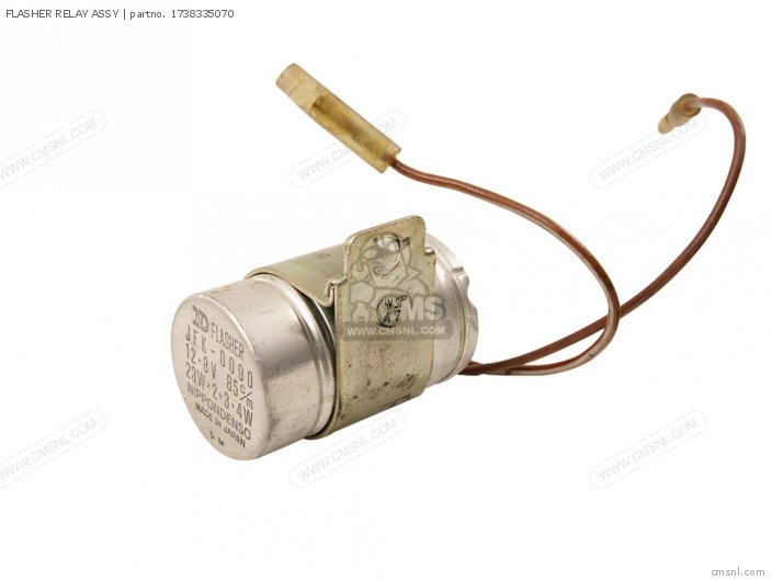 (173-83350-71) FLASHER RELAY ASSY